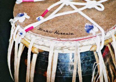 Drum Zakir Hussain