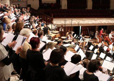 Rehearsal Choir