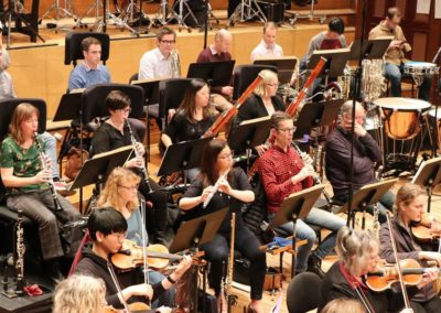 Rehearsal Orchestra