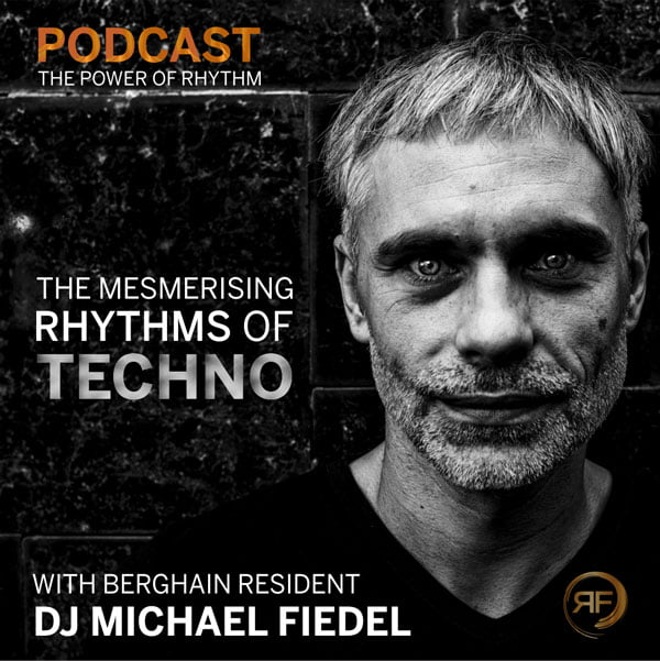 EPISODE #21: THE MESMERIZING BEATS OF TECHNO WITH DJ FIEDEL