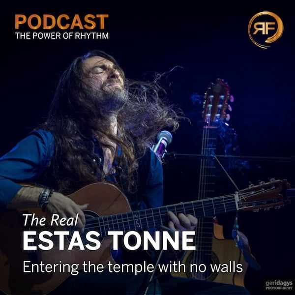 Estas Tonne in The Power of Rhythm Podcast