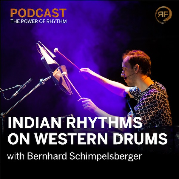 Bernhard Schimpelsberger in The Power of Rhythm Podcast